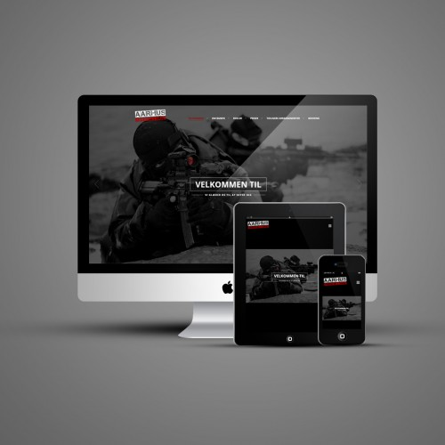 branding og identitet - ahbb hjemmeside mockup